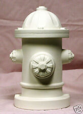 Ceramic Bisque Fire Hydrant Cookie Jar Scioto Mold 3592 U-Paint Ready To Paint
