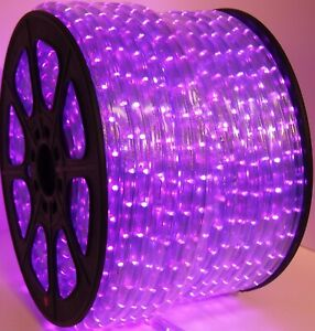 13 MM LED rope lights 2 wire Game room She Shed. Man cave. Patio. Deck. Holiday.