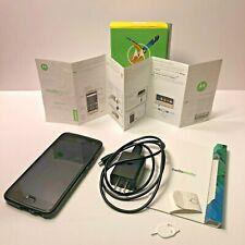 Motorola MOTO G5 Plus 32GB Lunar Grey (Unlocked) + 64GB MicroSD Smartphone