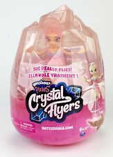 Hatchimals Pixies Crystal Flyers Pink Magical Flying Pixie Toy New
