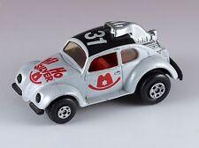 Matchbox MB 15 Hi Ho Silver VW Beetle Superfast Lesney Hong Kong Loose 1982