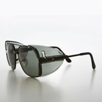 Stylish Safety Sunglass Goggles with Tinted Side Shields - Bruno