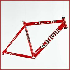 NOS CINELLI UNICA COLUMBUS ZONAL ALLOY VINTAGE FRAME ROAD RACING BIKE ALUMINUM