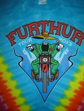Vintage Concert T-shirt FURTHUR WEIR LESH GRATEFUL DEAD NEVER WORN NEVER WASHED