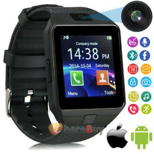 New Bluetooth Smart Watch & Phone with Camera For iPhone Samsung LG HTC Google