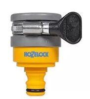 NEW Hozelock 2176 Round Tap Connector Indoor outdoor Garden Hose Pipe Adaptor