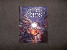 Part Time Gods RPG Core Rulebook softcover