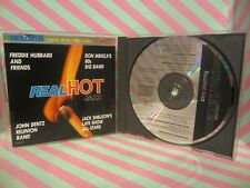 REAL HOT JAZZ CD freddie hubbard JACK SHELTON don menza JOHN DENTZ