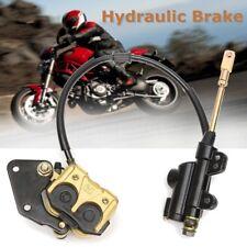 Hydraulic Rear Disc Brake Caliper System 120cc 250cc ATV QUAD Bike Gokart Buggy
