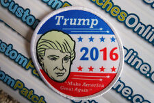 Donald Trump Make America Great Again MAGA Patch Iron on Election for 2016