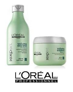 VoluMe Expand : Tratamiento  200ML + Champu 250ML Serie Expert LoreaL