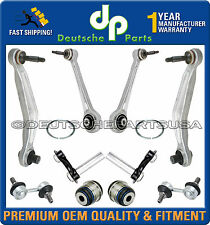 Rear Axle Control Arms Ball Joint Anti Roll Sway Bar Link Guide Rod for BMW E39