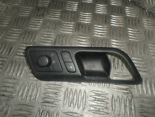 2002 VW POLO HATCH 3DR OS DRIVER HEATED WING MIRROR SWITCH 6Q2837248G 6Q2959565D
