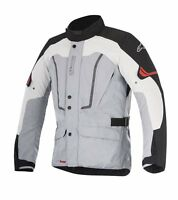 ALPINESTARS VENCE DRYSTAR JACKET GREY BLACK M