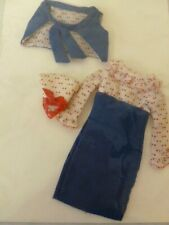 1966 Barbie Francie Concert in the Park Outfit