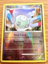 Pokemon Card - Shiny - MAGNEMITE 87/130