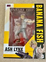 "Limited Exclusive MegaHouse G.E.M. Series BANANA FISH Ash Lynx 9"" Figure Statue"