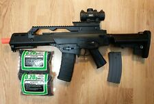 Electric Echo1 G36C Assault Rifle 470 Rnd FPS 330 AEG Airsoft Gun