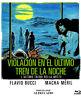 VIOLACION EN EL ULTIMO TREN DE LA NOCHE (BLU-RAY DISC BD) TERROR DE CULTO