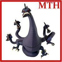 Disney Hercules Terrifying Hydra Mattel 13'' Action Figure Ultra Rare - VGC