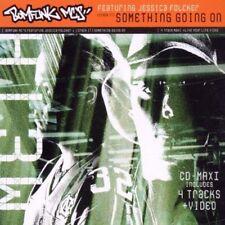 Bomfunk Mc's | Single-CD | (Crack it) something going on (2002, #6727765, fea...