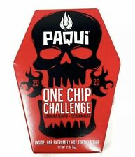 Paqui One Chip Challenge Carolina Reaper Pepper 2020 Worlds Hottest