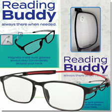 Reading Glasses Magnetic Tips Mens Women Readers High Quality Reading Glass NEW