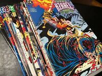 Huge Azrael Comic Lot Of 23 - Sword Of Azrael -Agent Of The Bat