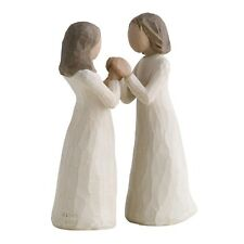 Willow Tree Sisters by Heart Figurine 26023 in Branded Gift Box