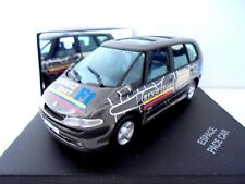 "1/43 . RENAULT Espace  "" F1 Pace Car ""     VITESSE"