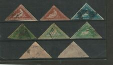COLLECTION  CAPE of GOOD HOPE  TRIANGLE  STAMPS