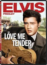 NEW DVD - ELVIS PRESLEY -  LOVE ME TENDER - DEBRA PAGET, RICHARD EGAN , NEVILLE