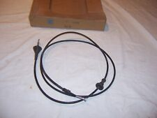 1983 - 1989 Chevy Cadillac Oldsmobile Buick Hood Latch Cable NOS