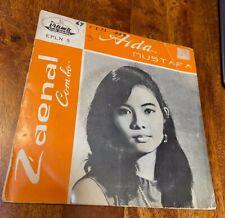 Indonesian Aida Mustafa Malay Rock Indonesia 60's Irama EP RARE World pop garage