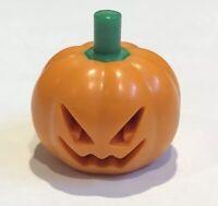 Lego 1x casque helmet citrouille halloween pumpkin Jack O/' Lantern 20695pb01 NEW