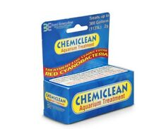 Chemi Clean Aquarium Water Treatment 2 G Fresh and Salt Water Safe for All Fish
