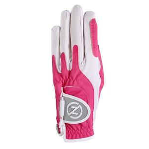 Zero Friction Ladies Compression Fit Golf Glove OSFA - Choose Hand & Color