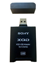 Sony XQD Card Reader - USB Adapter For G Series