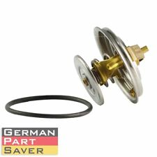 Engine Coolant Thermostat w/ Gasket for Mercedes Benz 190 280 300E 300TE 450SEL