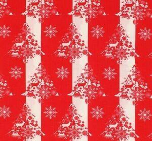 "Christmas Cotton -PICK PRINT- Holiday Seasonal Winter Fabric by the 1/4 Yard 9""L"