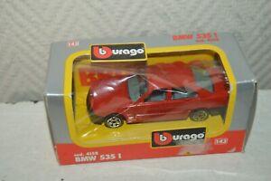 Car Burago BMW 535 I Die-Cast New 1/43 4158