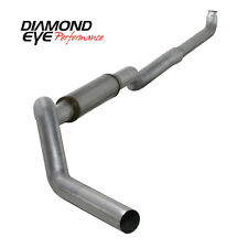 "Diamond Eye K5118A-RP 5"" Aluminized DownPipe-Back Exhaust Kit 01-07 Chevy/GMC"