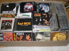 Große CD Sammlung 230 Stück ACDC/ Metallica/ Toten Hosen/ Ärzte/ NOFX/ Pop uvm