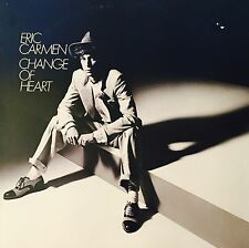 Eric Carmen   Change Of Heart  vinyl  Lp