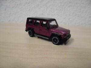 Minichamps 1:87 - Mercedes-Benz AMG G65 - purple / lila-metallic - 870 037005