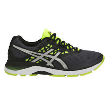 Grigio 12.5 ASICS Gel-pulse 9 Scarpe Running Uomo (carbon/silver/safety Yellow