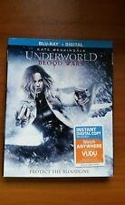 Underworld: Blood Wars (Blu-ray Disc, 2017, Includes Digital Copy) Free shipping