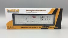 HO Tangent PRR Class X58 50' Boxcar Lehigh Valley 1965 original LV#7104
