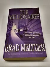 The Millionaires by Brad Meltzer (Paperback, 2002) - Free Shipping