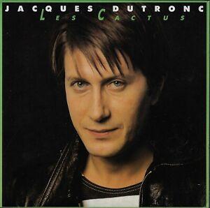 JACQUES DUTRONC les cactus / et moi, et moi, et moi - vinyle 45t 1988